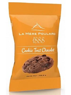 La Mére Poulard All Chocolate Cookie 1 biscuit 22,2g (9153)