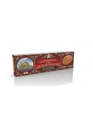La Mére Poulard Chocolate chip butter biscuits papier 125g (9113)