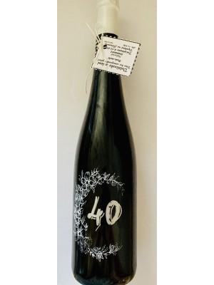 Myslík Darčekové víno 40 - biely popis