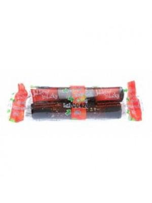 Jablkové trubičky s karobom 2ks