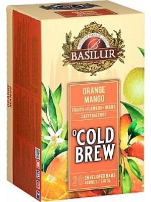 Basilur Cold Brew Orange Mango prebal 20x2g (3995)