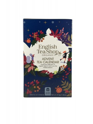 ETS Advent tea calendar modrý 25 sáčkov
