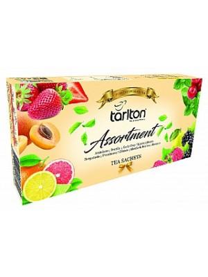 TARLTON Assortment 10 Flavour Black Tea 100x2g (7090)