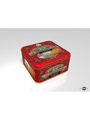 La Mére Coffret Pure butter biscuit plech 250g (9124)