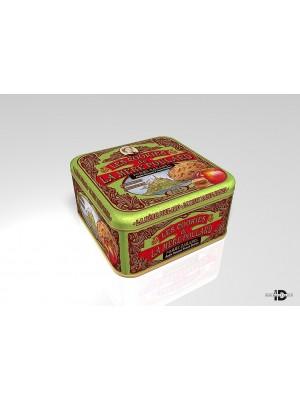 La Mére Poulard Coffret Apple caramel cookies plech 200g (9133)