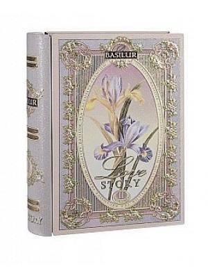 BASILUR Book Love Story II. plech 100g (7351)