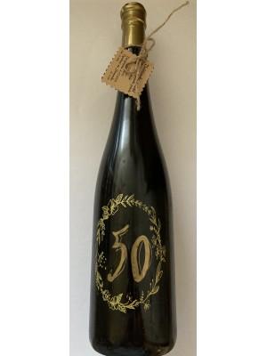 Myslík Darčekové víno 50 - zlatý popis