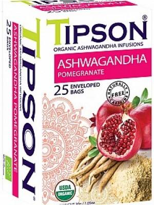 TIPSON BIO Ashwagandha Pomegranate 25x1,2g (5085)