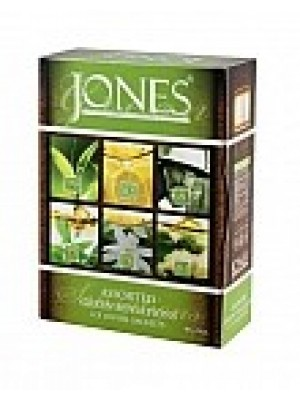 JONES Variace Green l 6x10x1,5g (6511)