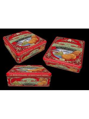 La Mére Poulard Coffret Assortiment 4 Biscuits plech 750g (9134)