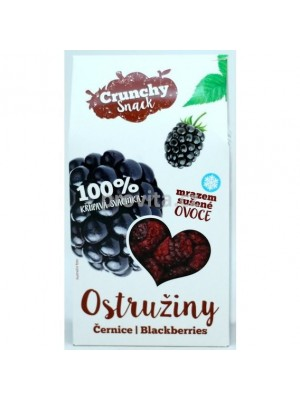 Ovocie sušené mrazom - ostružiny 20g CS