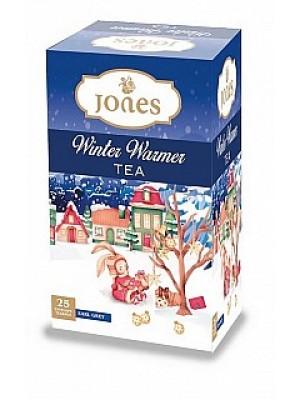JONES Winter Warmer Earl Grey prebal 25x2g (6528)