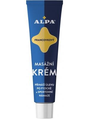 ALPA Krém francovkový 40g – bylinný masážny