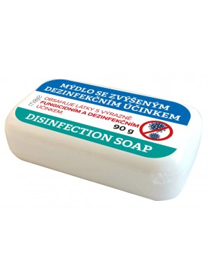 MOJE Dezinfekčné mydlo 90 g