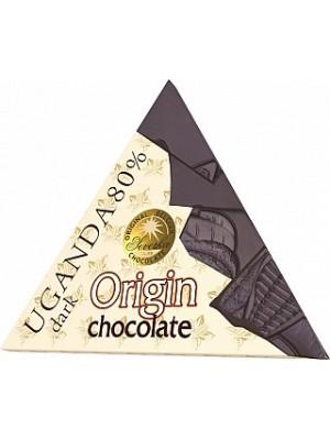 SEVERKA Horká čokoláda Origin Uganda 50g (9025)