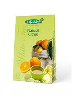 Liran čaj biely CITRUS sáčky 20x 1,5g (L115)