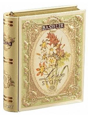 BASILUR Book Love Story I. Pyramid malá 5x2g (7343)