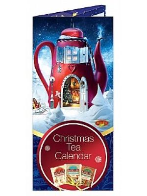 Basilur Christmas Tea Calendar 24 druhov čajov (3950)