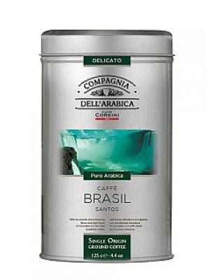 Corsini Brasil plech mletá 125g (6328)