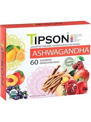 TIPSON BIO Ashwagandha Assorted 60x1,2g (5080)