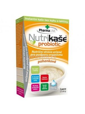 Nutrikaša probiotik pohánka 3x60g