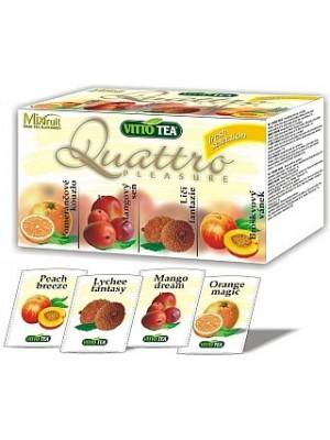 VITTO Fruit QUATTROfre (liči,mango,brosk.,pom.) (960)
