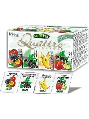 VITTO Fruit QUATTRO Ori. (banán,ríbezla mix) (959)