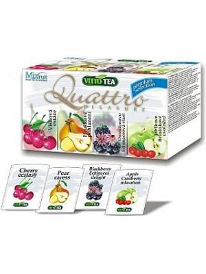 VITTO Fruit QUATTRO  (čerešňa,hruška,ostružina a .jablko) (961)