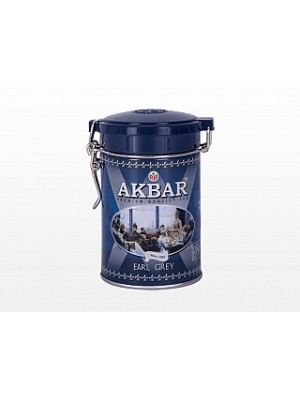 AKBAR Classic Earl Grey plech 100g (1561)