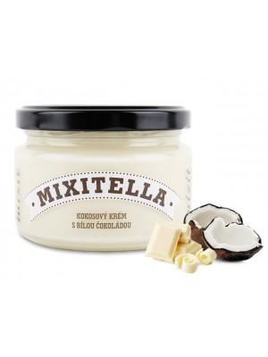 Mixitella - Kokos s bielou čokoládou 750g