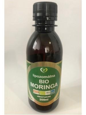 Lipozomálna Moringa