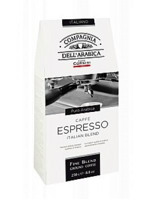 Corsini Espresso Italian Blend mletá 250g (6223)