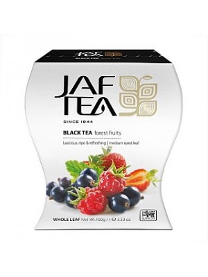 JAFTEA Black Forest Fruits papier 100g (2612)