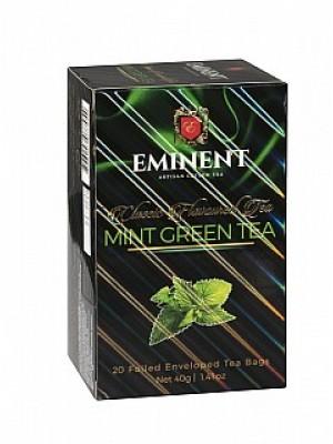 EMINENT Classic Mint Green Tea porciovaný 20x2g (6820)