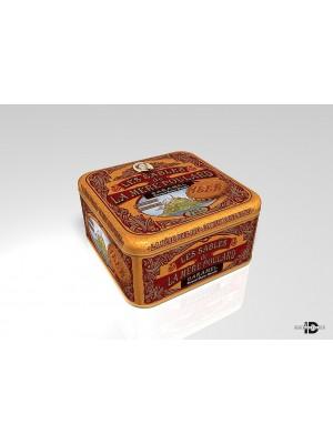 La Mére Poulard Coffret Collector Sablés Caramel plech 250g (9125)