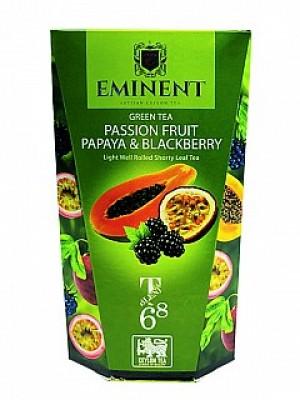 EMINENT Green Tea Fruit Papaya & Blackberry papier 100g (6850)