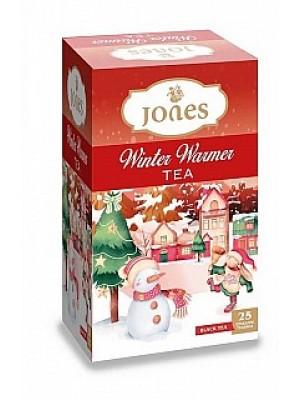 JONES Winter Warmer Black prebal 25x2g (6527)