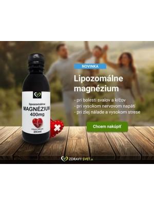 Lipozomálne magnézium