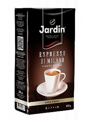 JARDIN Arabik Espresso di Milano mletá 250g (5821)