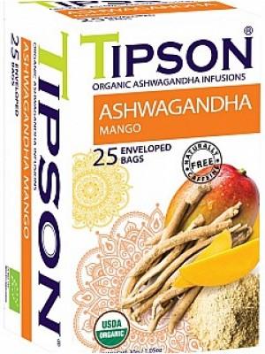 TIPSON BIO Ashwagandha Mango 25x1,2g (5083)
