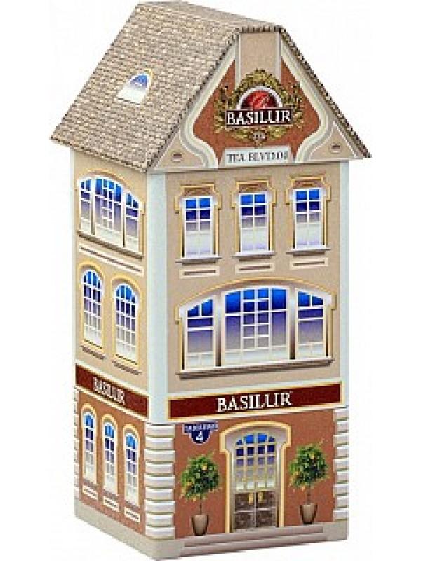 BASILUR Festival Tea House Boulevard 2 plech 75g (7467)