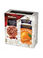 London Darčeková sada sušienky a čaj pomaranč (1118)