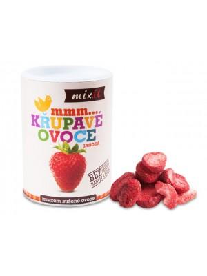 Mixit jahoda - Chrumkavé ovocie 50g