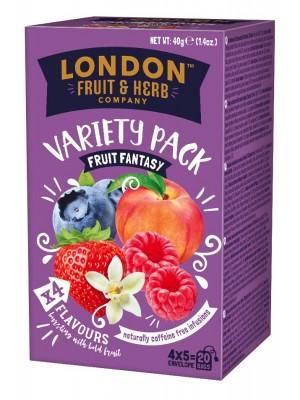 London Fruits Fantasy Variety 20x2g (1212)