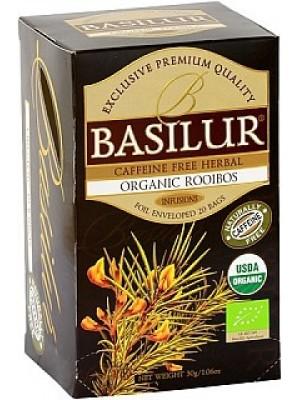 BASILUR BIO Organic Rooibos  20x1,5g (3983)