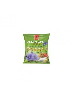 Lanové semienko mleté natural 100g SEMIX