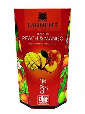 EMINENT Black Tea Peach & Mango papier 100g (6852)