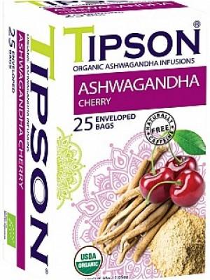 TIPSON BIO Ashwagandha Cherry 25x1,2g (5084)