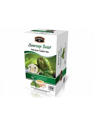 MABROC Green soursop Twist prebal 20x1,5g (8538)