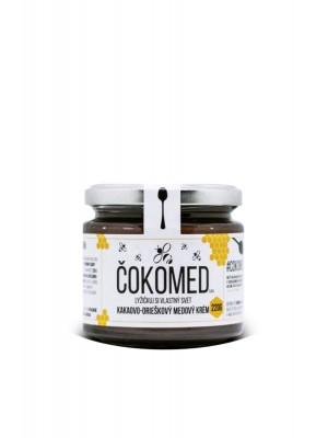 Čokomed kakaovo orieškovo medový krém 220g
